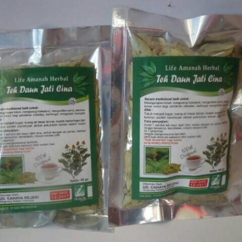 Foto Produk Teh Daun Jati Cina dari Faddiya Herbal