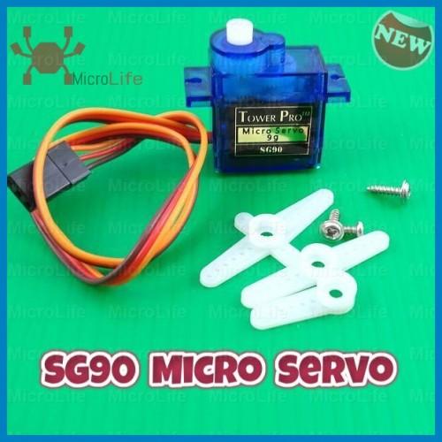 Foto Produk Micro Servo Motor SG90 dari MicroLife