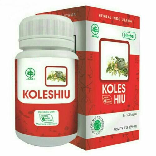 Foto Produk HIU KOLES / KOLESHIU - Herbal Kolesterol Tinggi dari Alifah Agency