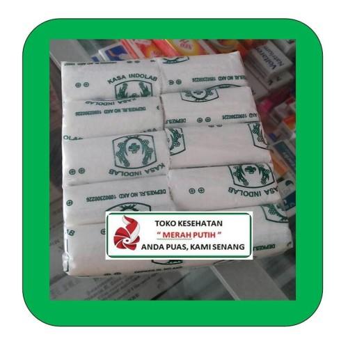 Foto Produk KASA GULUNG HIDROPHILE / KASA PERBAN 5 CM dari TK KESEHATAN MERAH PUTIH