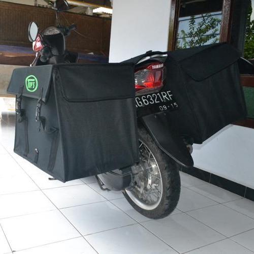 Foto Produk Tas Barang Untuk Motor Tas Keranjang Motor Ukuran Besar dari SuryaGuna