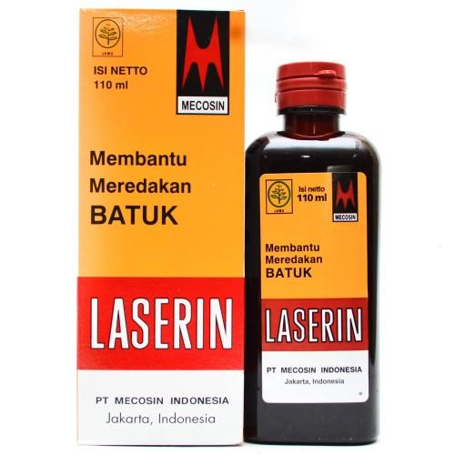 Foto Produk LASERIN SYRUP 110 ML dari Apotik JaFa