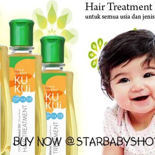 Foto Produk Minyak Rambut Kemiri KUKUI dari Star Baby Shop