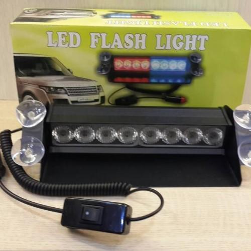 Foto Produk lampu strobo dashboard dasbord dasboard led - BIRUBIRU dari VapoJKT