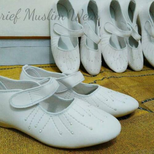 Foto Produk Sepatu Wanita Exclusive Super (Ardha Collection) | Untuk Haji/Umrah dari Syarief Muslim Wear