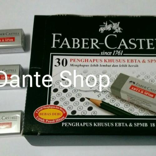 Foto Produk Penghapus Faber Castell Abu Abu dari Dante