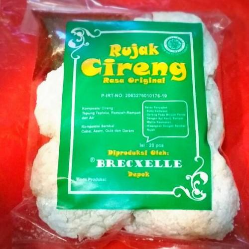 Foto Produk Rujak cireng Brecxelle Bekasi dari Hanum Collection