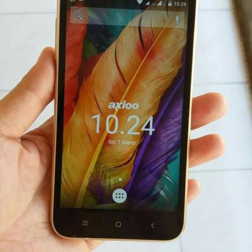 Foto Produk Axioo picophone m4p seken dari handphone seken padang