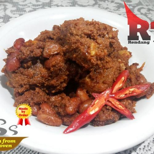 Foto Produk Rendang Talago Daging + Kacang Merah 1/2 Kg dari Rendang Talago