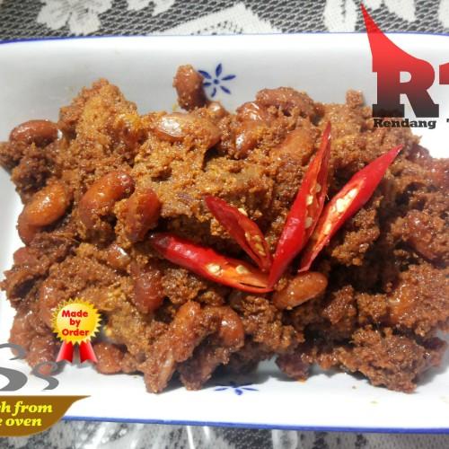 Foto Produk Rendang Talago Daging + Kacang Merah 1/4 Kg dari Rendang Talago