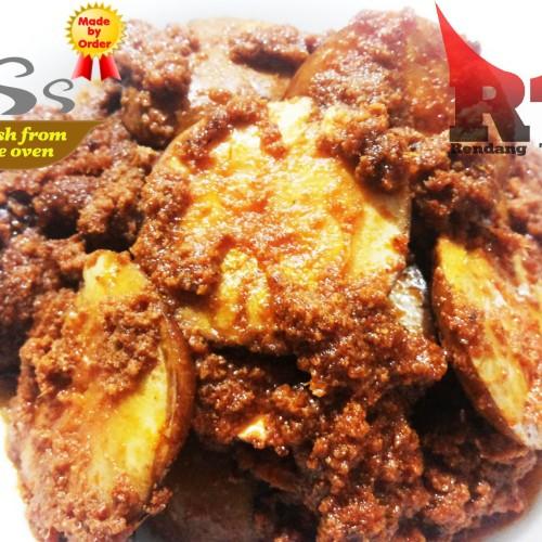 Foto Produk Rendang Talago Jengkol 1/4 kg - Original dari Rendang Talago