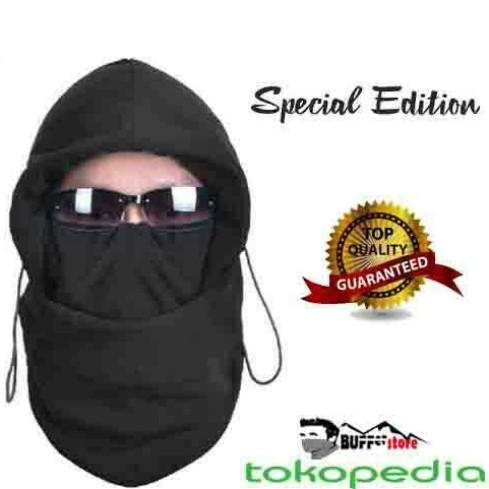 Foto Produk Special Edition..!!! Masker Polar kualitas super (bahan lebih tebal) dari zazoulstore