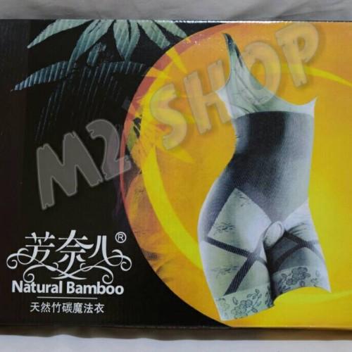 Foto Produk NATURAL BAMBOO SLIMMING SUIT / Bambo Slim / Korset Bamboo / Korset dari M2 shop