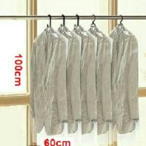 Foto Produk cloth cover / pelindung baju / pelindung pakaian / plastik baju dari runeeshop-id