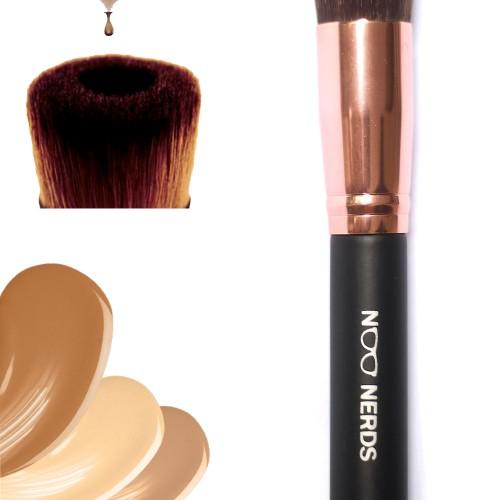 Foto Produk NOO NERDS - LIQUID FOUNDIE Brush (best for Liquid Foundation makeup) dari twindshop