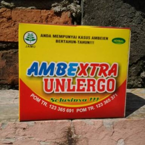 Foto Produk AMBEXTRA (obat ambien/wasir) dari SHOFFHERBAL SERBA SERBI