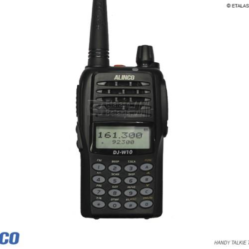 Foto Produk ALINCO DJ-W10 - HANDY TALKIE (HT) VHF dari EtalaseBelanja