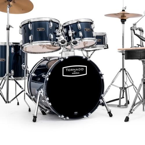 Foto Produk Mapex Tornado with cymbal dari Elleson Music