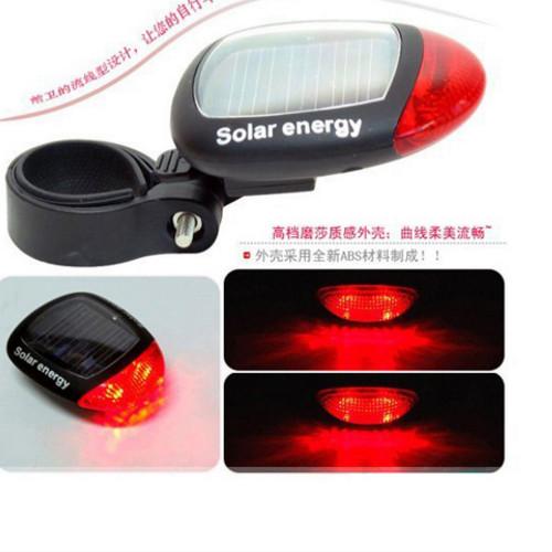 Foto Produk Lampu Belakang Sepeda LED Solar Cell Gowes Termurah dari TentangOutdoor