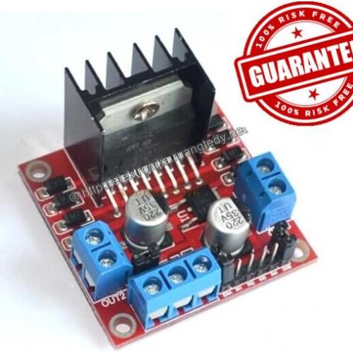 Foto Produk L298N Dual H Bridge DC  Motor Driver Controller Module dari TOKO BEY