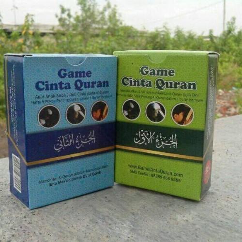 Foto Produk Game Cinta Quran dari ILMAN MEDIA