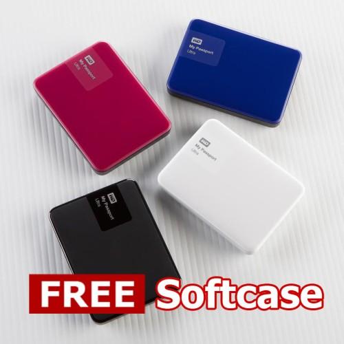 Foto Produk WD My Passport Ultra 3TB USB 3.0 dari FLA-Shop