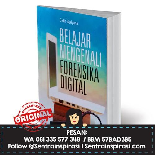 Foto Produk Belajar Mengenali Forensika Digital by Didik Sudyana dari TokBuk Sentrainspirasi