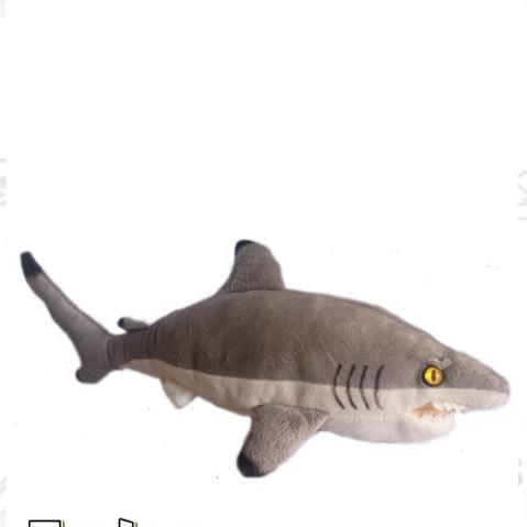 Foto Produk Boneka Ikan Hiu Big Teeth dari Snackers Co