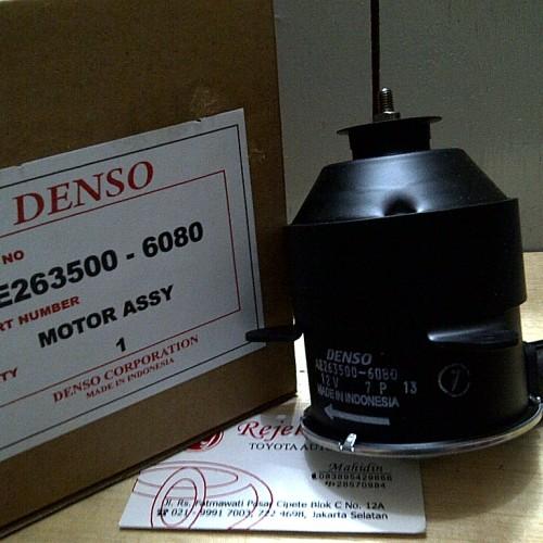 Foto Produk Dinamo Motor fan radiator Avanza Rush Xenia Terios dari Bengkelparts