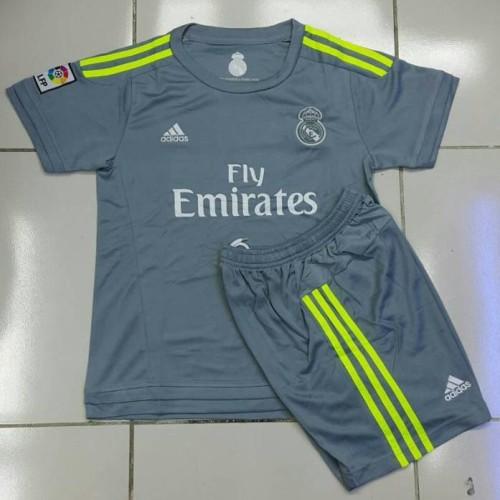 Foto Produk Jersey Baju Bola KIDS Grade ORI Real Madrid Away Official 2015-2016 dari SG Sport