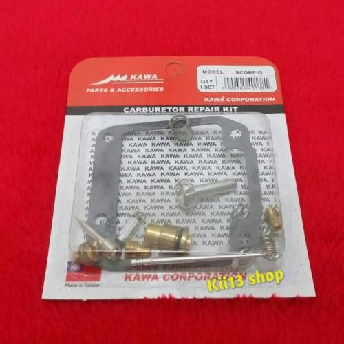 Foto Produk Repair Kit Karburator Yamaha Scorpio dari KII 13