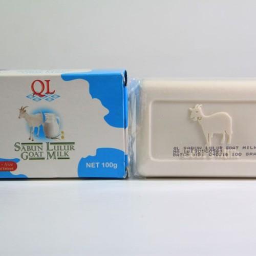 Jual Sabun Ql Goat Milk Kota Medan Baby Kosmetik Tokopedia