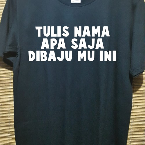 Foto Produk Kaos Pakaian Desain Kata-Kata Bebes Suka-Suka Anda Gildan Softstyle dari TruckerHat