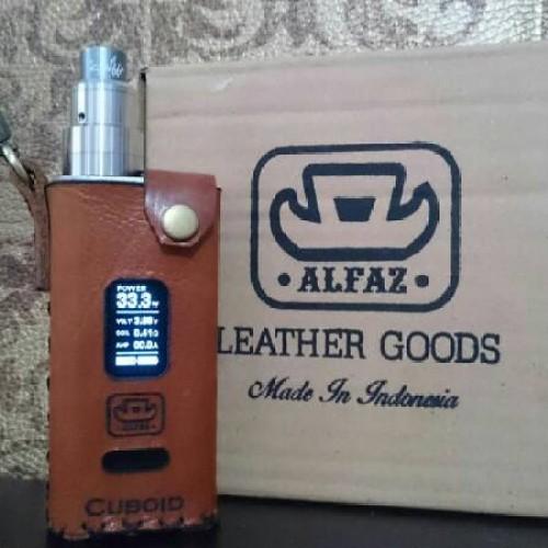 Foto Produk Gantungan untuk Leather Case Vapor dari ALdis Leather