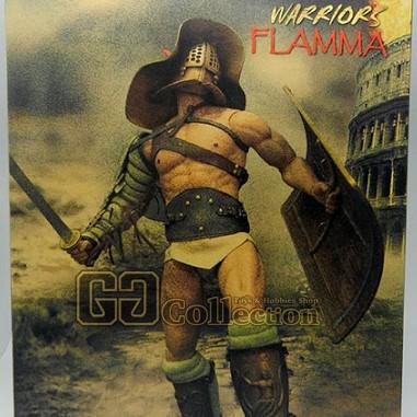 Foto Produk ACI Toys Warriors Series Gladiator of Rome : FLAMMA dari GG Koleksi