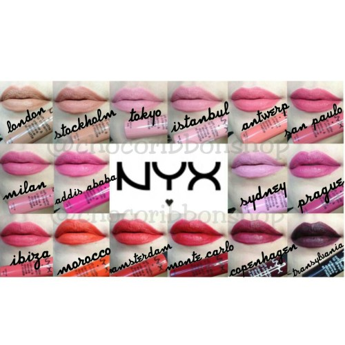 Foto Produk NYX Soft Matte Lip Cream 100% ORIGINAL dari NYXJAKARTA