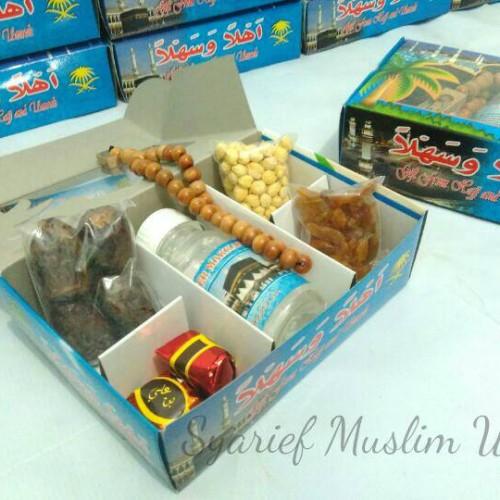 Foto Produk Paket Oleh-oleh Haji & Umrah | Murah & Berkualitas dari Syarief Muslim Wear