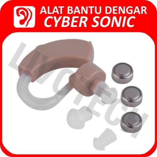 Foto Produk HEARING AID / ALAT BANTU DENGAR Tipe BTE (Behind The Ear) dari LIVOTECH