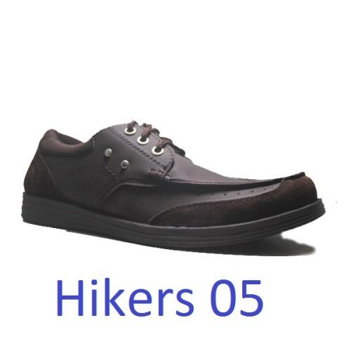 Foto Produk Hikers High Top Qualty Loafers Leather Dark Brown dari Cut Engineer
