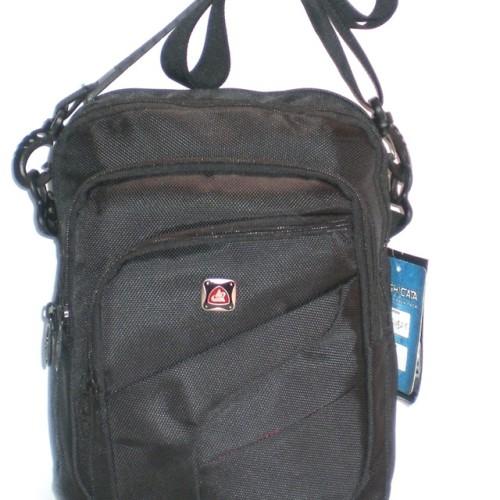 Foto Produk SHICATA Tas Gaul Tablet Hitam  4-2924 dari Tenda Biru Fashion