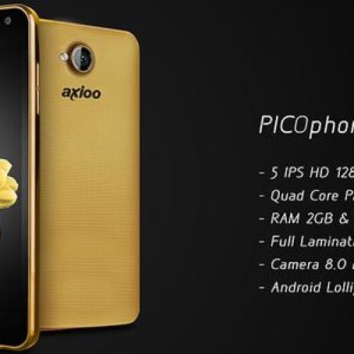 Foto Produk Axioo Picophone M4P dari signal handphone
