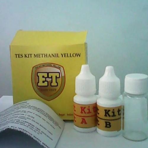 Foto Produk Uji Cepat Pewarna Metanil Kuning dari Sooper Shop