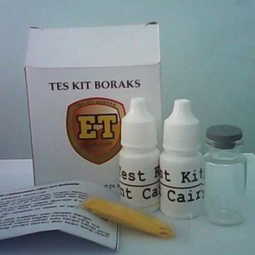 Foto Produk Tes Keamanan Pangan Uji Borax dari Sooper Shop