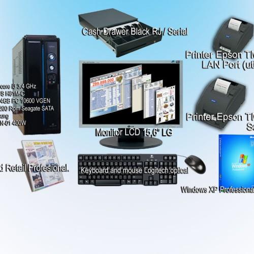 Foto Produk Software Kasir Resto/Cafe Praktis Lengkap Mudah Nyaman Akurat (1 Set). dari ThinkOut Software