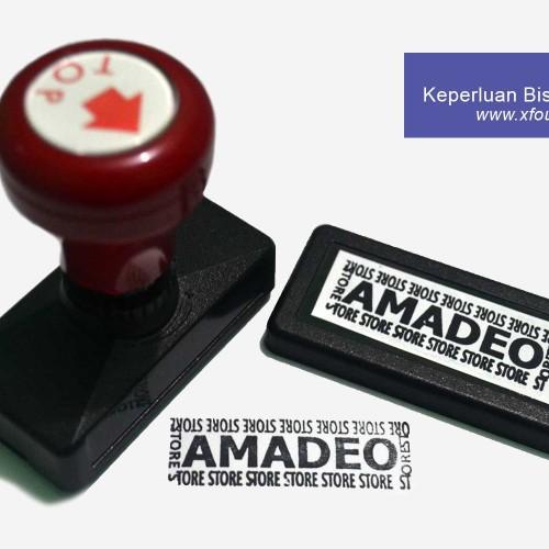 Foto Produk Stampel Keperluan Bisnis   All Size dari Percetakan Xfour Jakarta