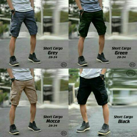 Foto Produk celana cargo pendek murah dari Baijonk Store Bandung
