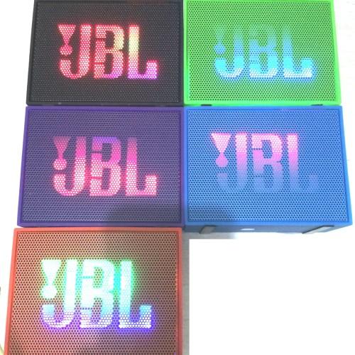Foto Produk Bluetooth Mini Speaker LED JBL (aux,tf card,usb) dari Elenna-Store
