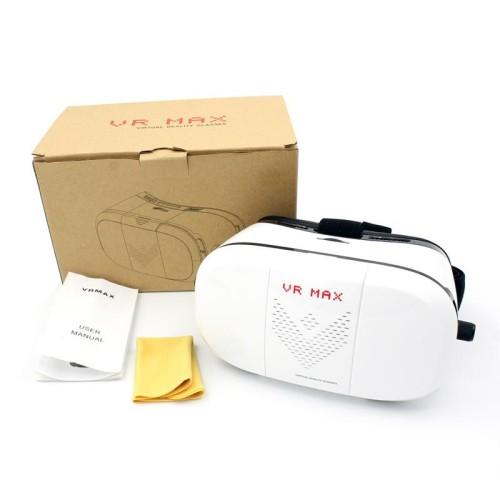 Foto Produk Kacamata 3D VR Max Next 4 Generation Glasses harga terjangkau dari Elenna-Store