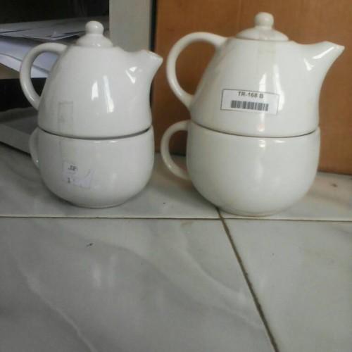 Foto Produk teko susun#bahan keramik dari Chloe boetik