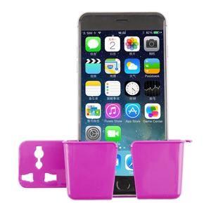 Foto Produk As Seen On TV Handphone Cellphone Wall Charger Holder kotak ISI 2 PCS dari gudang_unik
